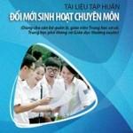 CV số 2331/SGDĐT  V/v tổ chức Hội thi giáo viên dạy giỏi các cấp học phổ thông và mầm non